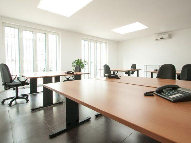 Usufruisci di un ufficio open space a Roma