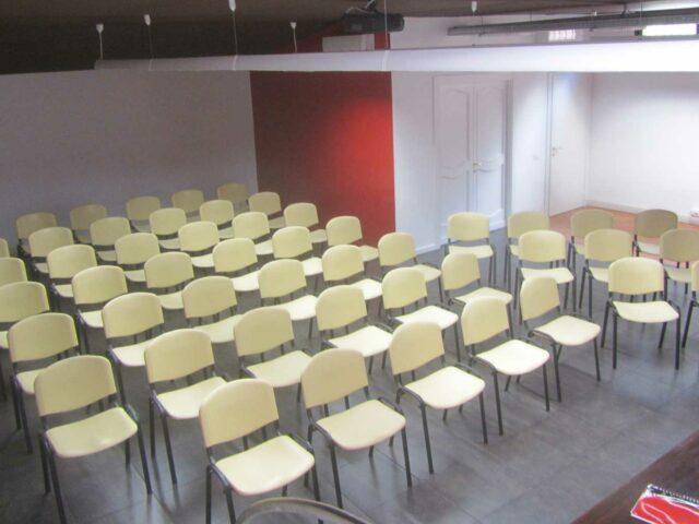 Sala Conferenze a Portuense